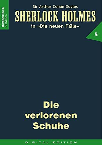 Die verlorenen Schuhe (German Edition)