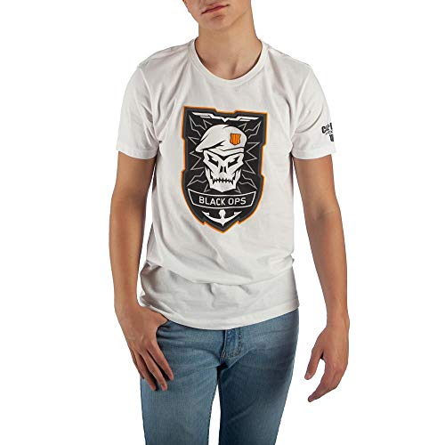 Logo Call of Duty Shirt Call of Duty Black Ops Apparel Call of Duty Tee - Call of Duty Black Ops 4 Shirt Call of Duty Tshirt-SMALL