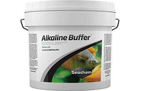 - Alkaline Buffer, 4 kg / 8.8 lbs