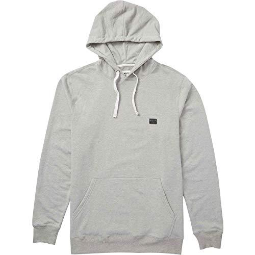Billabong Men's All Day Pullover Hoody, Grey, XL -
