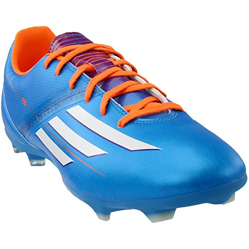 8a2271b2618 adidas New Men s F10 TRX FG Soccer Cleats Solar Blue 9