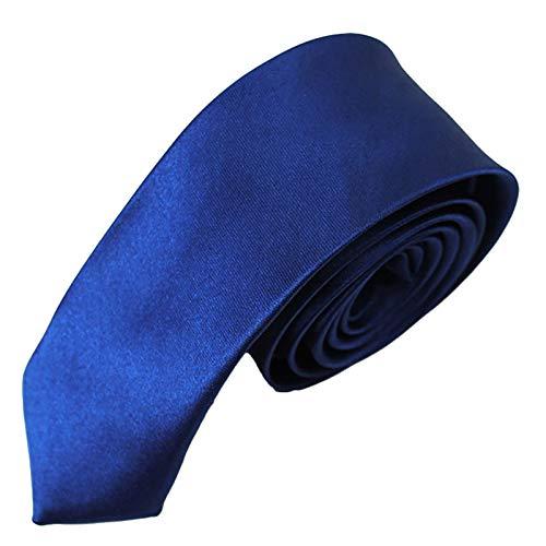 TREESTAR Corbata de poli/éster estampada para hombre//Tiras de color s/ólido Elementos de ciencia Corbata//Camisa