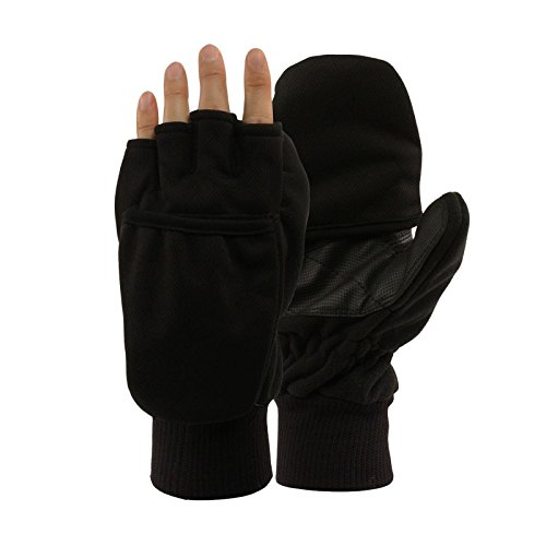 Men's Winter Windproof Convertible Flip  - Convertible Windproof Gloves Shopping Results