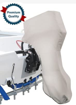 Full Outboard Motor Engine Cover Fits upto 9.9hp to 30hp