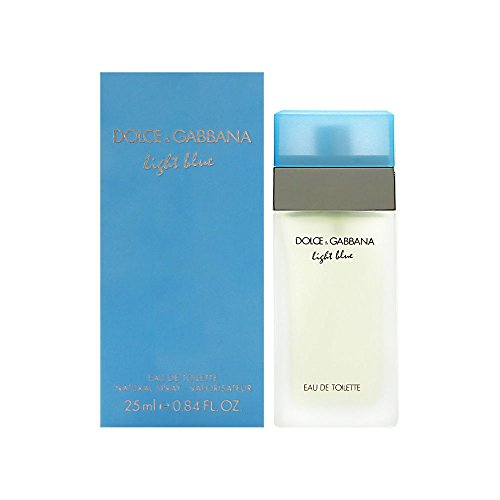 Light Blue by Dolce & Gabbana for Women Eau De Toilette Spray, ()