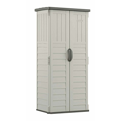 Suncast BMS1250 Shed Tool Vertical 22 Cubic Feet (Large Image)