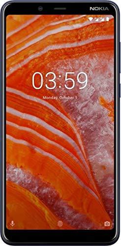 Nokia 3.1 Plus  Blue, 3 GB RAM, 32 GB Storage