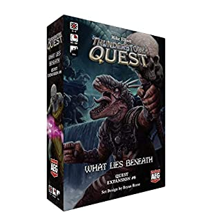 Alderac Entertainment Group (AEG) Thunderstone Quest: What Lies Beneath