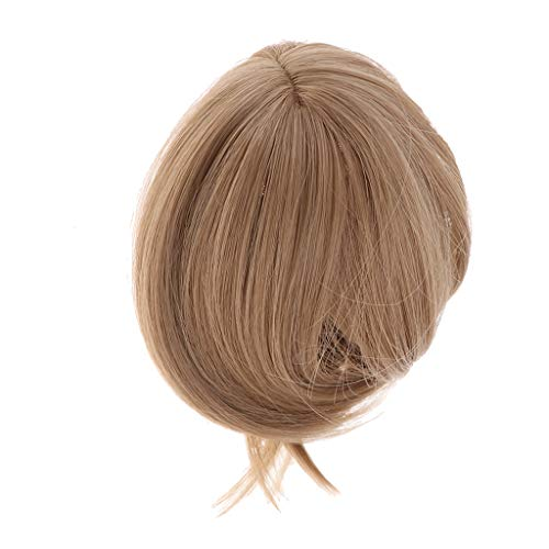 SM SunniMix 1/6 Scale BJD Doll Straight Long Wig for Super Dollfie Ball Joint Doll Wig Hair -