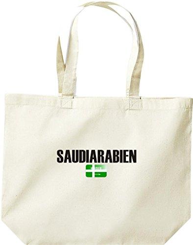Bag Arabia Shopping Natural Land Countries Saudi Football Große q145H5