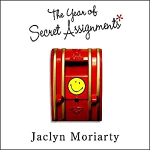 The Year of Secret Assignments Audiobook