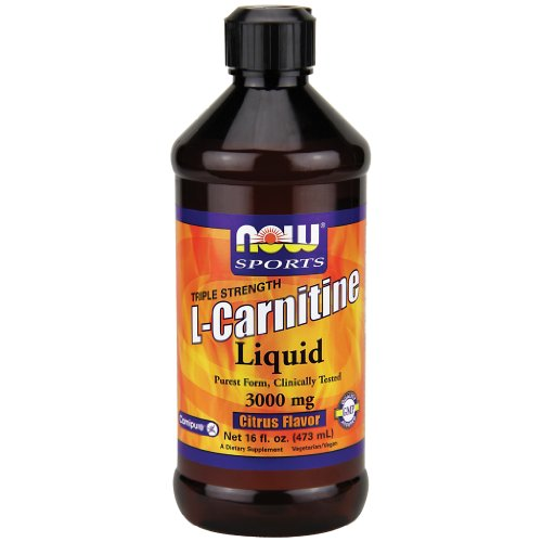 NOW Foods Sports Strength L Carnitine