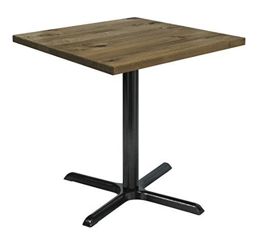 Natural Wood Square Table (Urban Loft 30