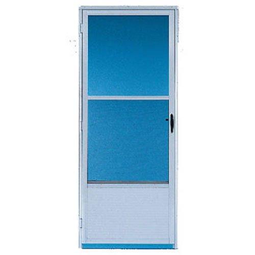 """CROFT 563-32REV 32"""" WHT ReverStorm Door"""