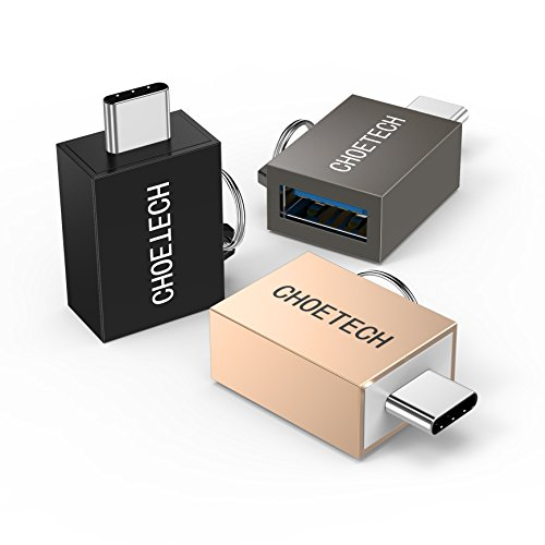 USB C to USB 3.0 Adapter , CHOETECH USB Type C Male to USB 3