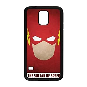 GTROCG The Flash 1 Phone Case For Samsung Galaxy S5 i9600 [Pattern-1]