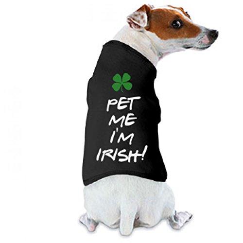 Pet Me I'm Irish!: Doggie Skins Dog Tank Top