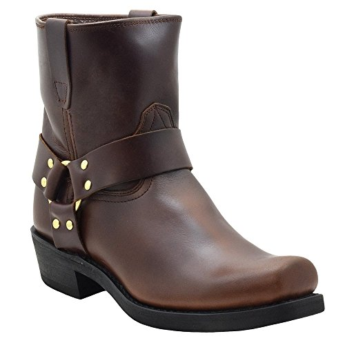 Western Motorcycle Boots - 1