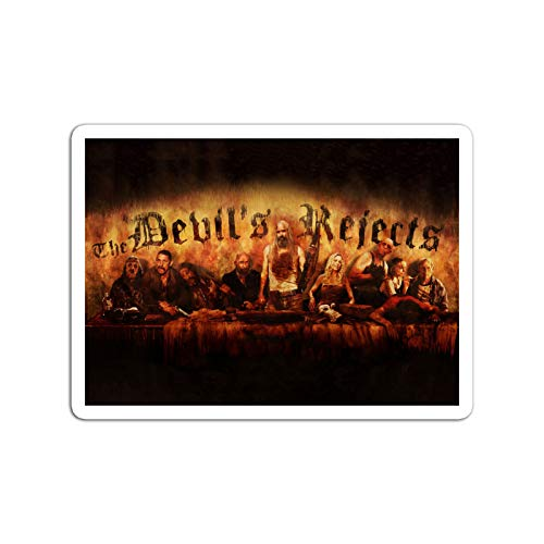 BreathNenStore Sticker Motion Picture Last Supper Image Form The Devils Rejects Movies Video Film 658874 (3