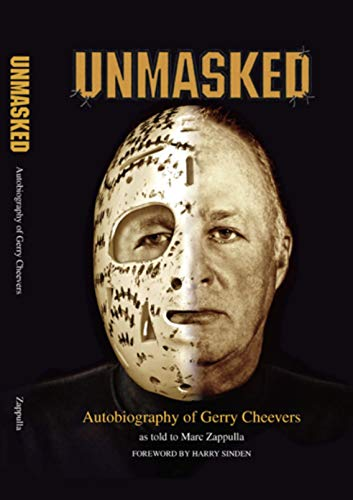 Unmasked por Gerry Cheevers
