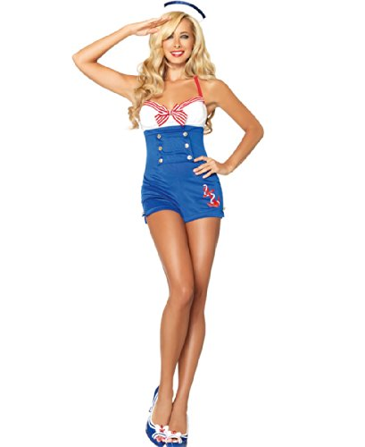 High Seas Honey Adult Costume - Small