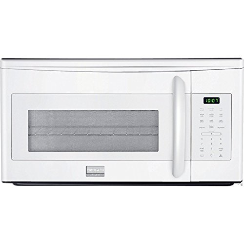 Frigidaire FGMV175QWGallery 1.7 Cu. Ft. White Over-the-Range Microwave