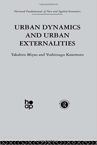 Urban Dynamics and Urban Externalities