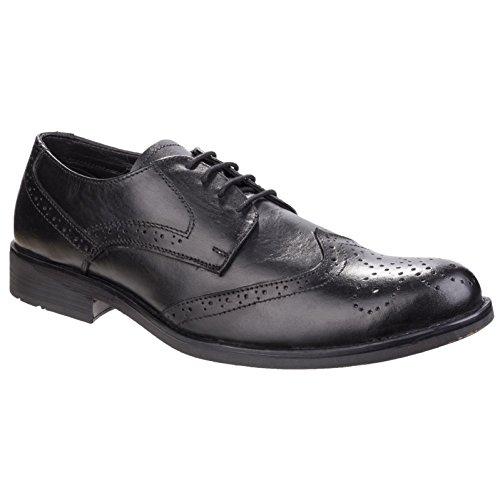 amp; 43 UK Lace EU Tom Foster Fleet Shoe Black 9 Size OwUqdvvxnp