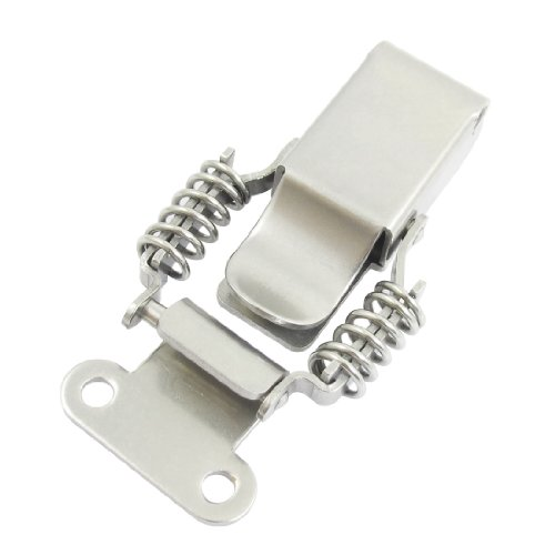 UXcell 3.7-Inch Stainless Steel Compression Spring Loaded...