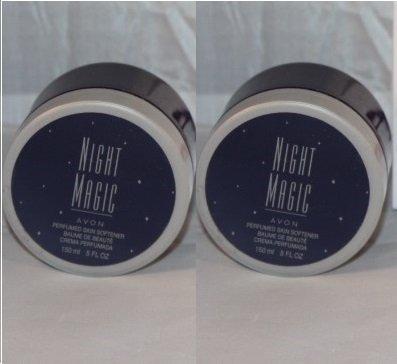- Avon Perfumed Skin Softener - Night Magic (2 Packs)