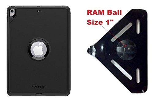 """SlipGrip RAM 1"""" Ball Compatible Mount Designed For Apple iPa"""