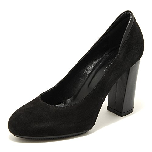 donna nero women decollete Nero HOGAN H189 shoes 66997 scarpa HftzwqqxX