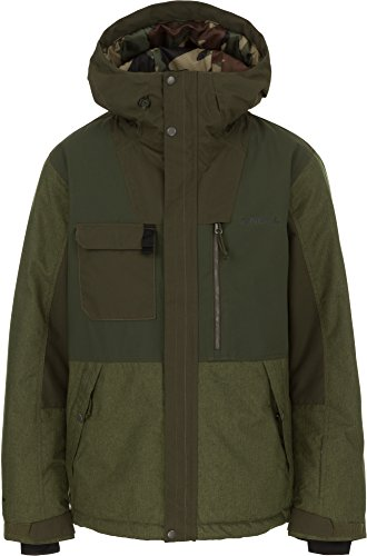 O'Neill Men's Hybrid Utility JKT, Forest Night, Medium ()