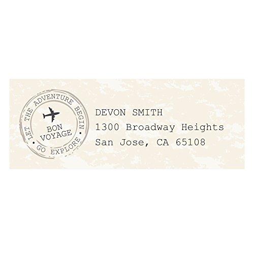 1st Birthday Address Labels - 3