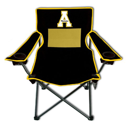 Rivalry Distributing RIV-RV108-1100 Appalachian State Mountaineers NCAA Ultimate Adult Monster Mesh Tailgate Chair