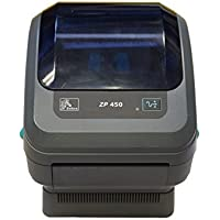 Consumer Electronic Products Zebra Zp 450 ZP450 Thermal Label BarCode Printer USB/Serial ZP450-0101-0000 Supply Store by Zebra Technologies
