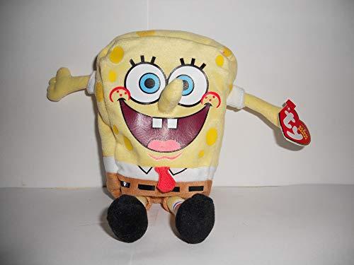 Beanie Babies Ty Spongebob Squarepants