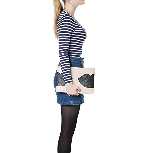 KENDALL Handbag Veronica Naturel Naturel Femme KYLIE HwHqg18