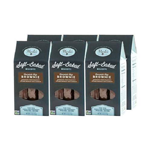 Chocolate Chip Expect more Brownie Soft-Baked Biscotti (5 oz. ea, 6 pk.)