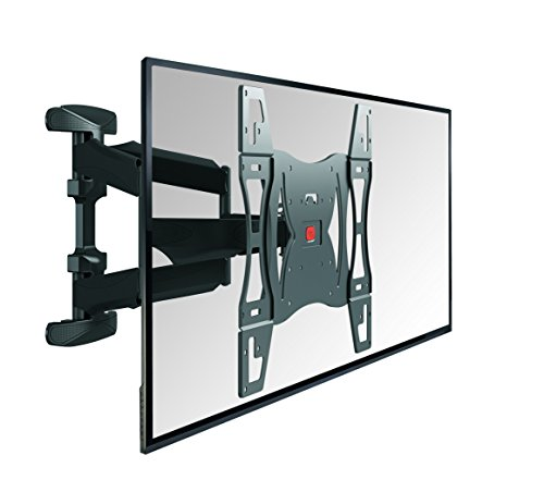 Vogel's TV Wall Mount, Swivel or Swivel and Tilt - BASE series, BASE 45L 40 to 65 inch Swivel and Tilt, Black