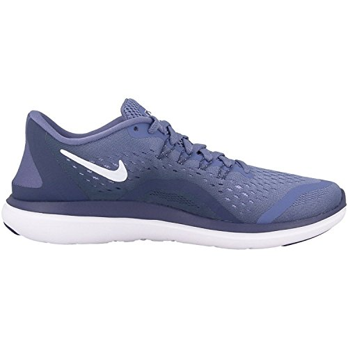 Guantes 296 nbsp;Run amp;apos 2017 Flex Nike Blau Unidad Performance Mujer WBcgqHI