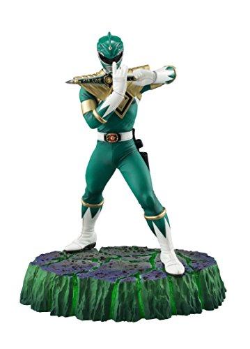Tamashii Nations Bandai Figuarts Zero Green Ranger Mighty Morphin Power Rangers Action Figure (Mighty Morphin Power Rangers White Ranger Toys)