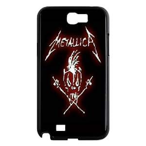 Generic Case Metallica For Samsung Galaxy Note 2 N7100 667F6T7789