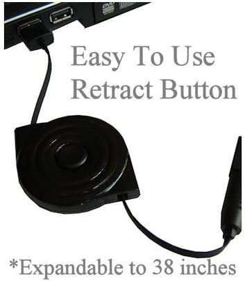 USB Power Port Ready retractable USB charge USB cable wired specifically for the Garmin Nuvi 770 and uses TipExchange