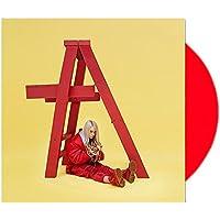 Billie Eilish - dont smile at me Exclusive Red Vinyl LP