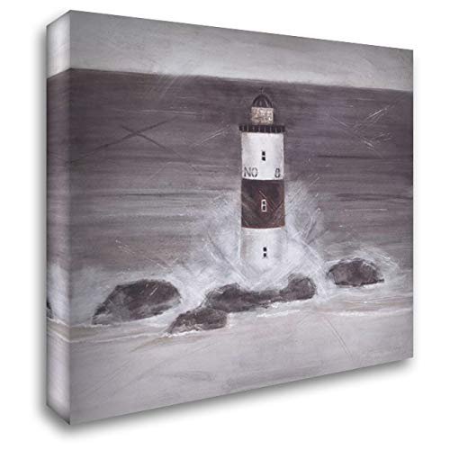 Stand Guard II 20x20 Gallery Wrapped Stretched Canvas Art by Emanuel, - Stand Emanuel Beate