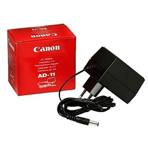 Cargador Canon AD-11 para calculadora impresora P23-DTSC: Amazon ...