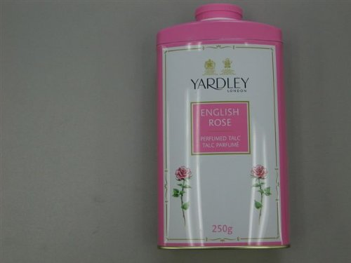 Yardley English Perfumed Talc, Rose