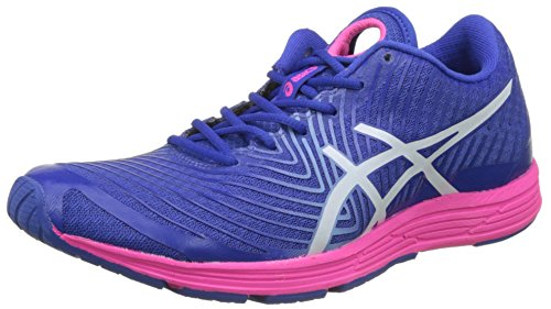 blue Azul hyper Para hot Tri Pink Purple Asics Mujer Gel De Gimnasia Zapatillas 3 white vw0CnTqx5z