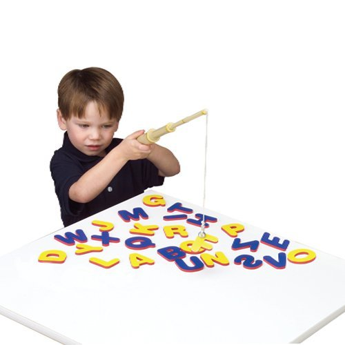 New A-B-C Magnetic Fishing with poles and more for kids
